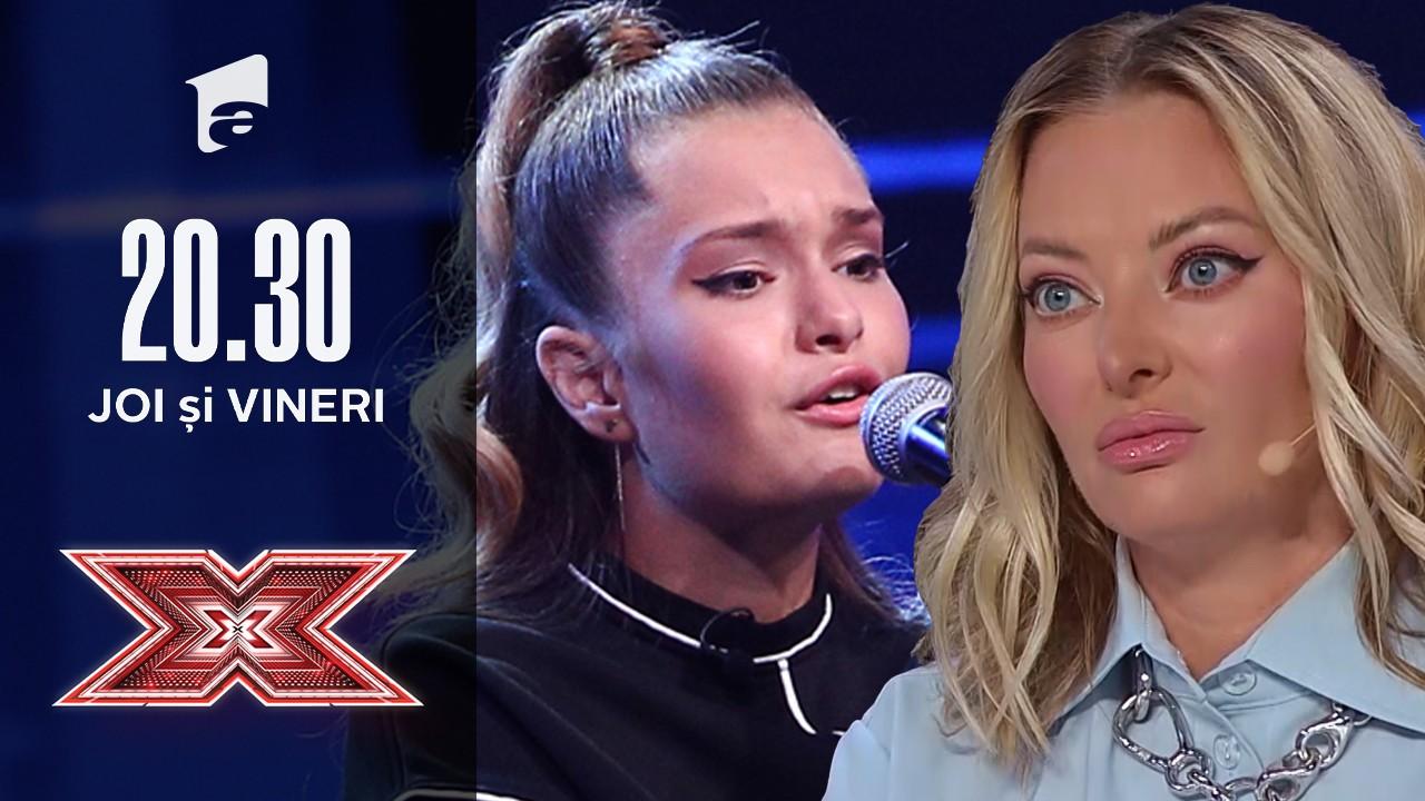 X Factor 2020: Andrada Făină - Break My Broken Heart