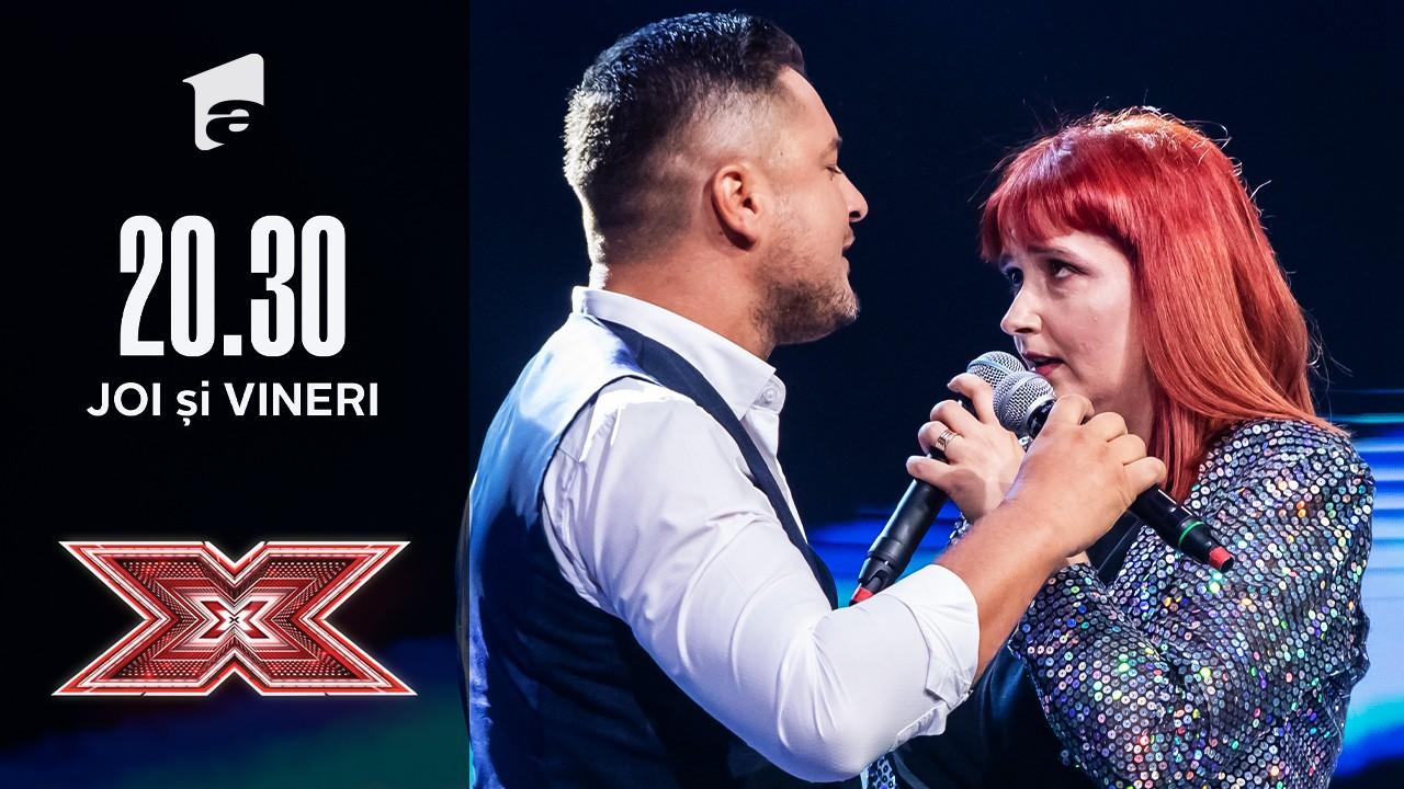X Factor 2020: Raul Jipa și Claudia Iuga - Shallow