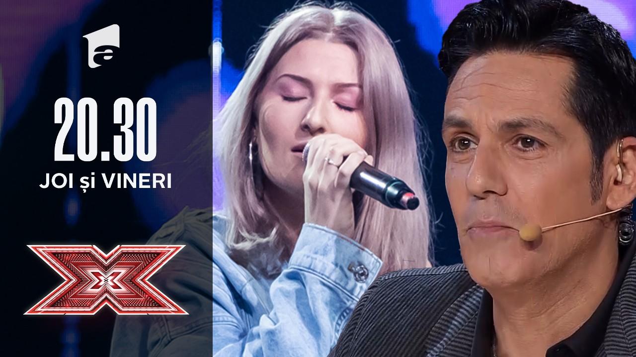 X Factor 2020: Alexandra Robea - Mulțumesc, iubita mamă