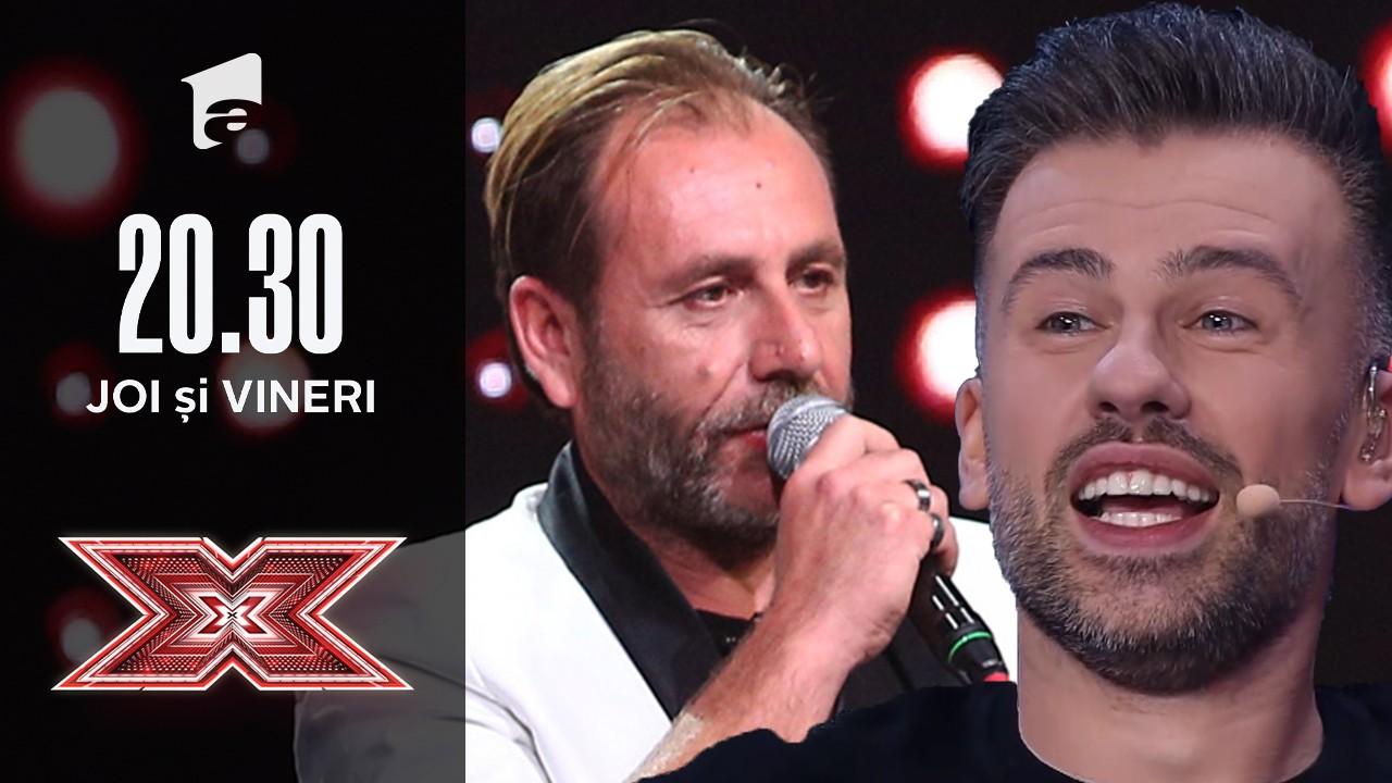 X Factor 2020: Enrico Bernardo - When A Man Loves A Woman