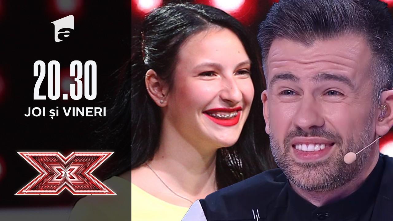 X Factor 2020: Andreea Niță - De-ai fi tu salcie la mal