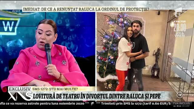 """Oana Roman sare în apărarea lui Pepe: """"Raluca Pastramă a exagerat!"""""""