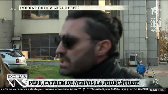 """Pepe a rupt tăcerea: """"Nu am atins-o!"""""""