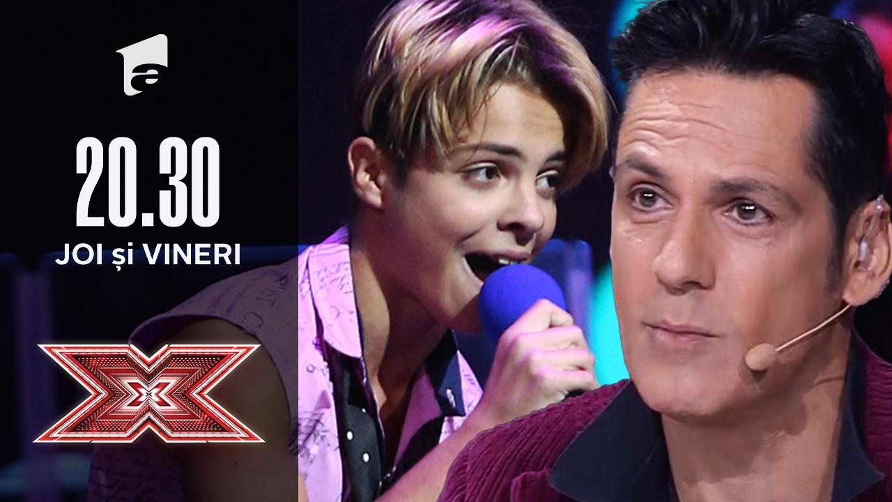 X Factor 2020 / Bootcamp: Denis Costea - I'm Still Standing