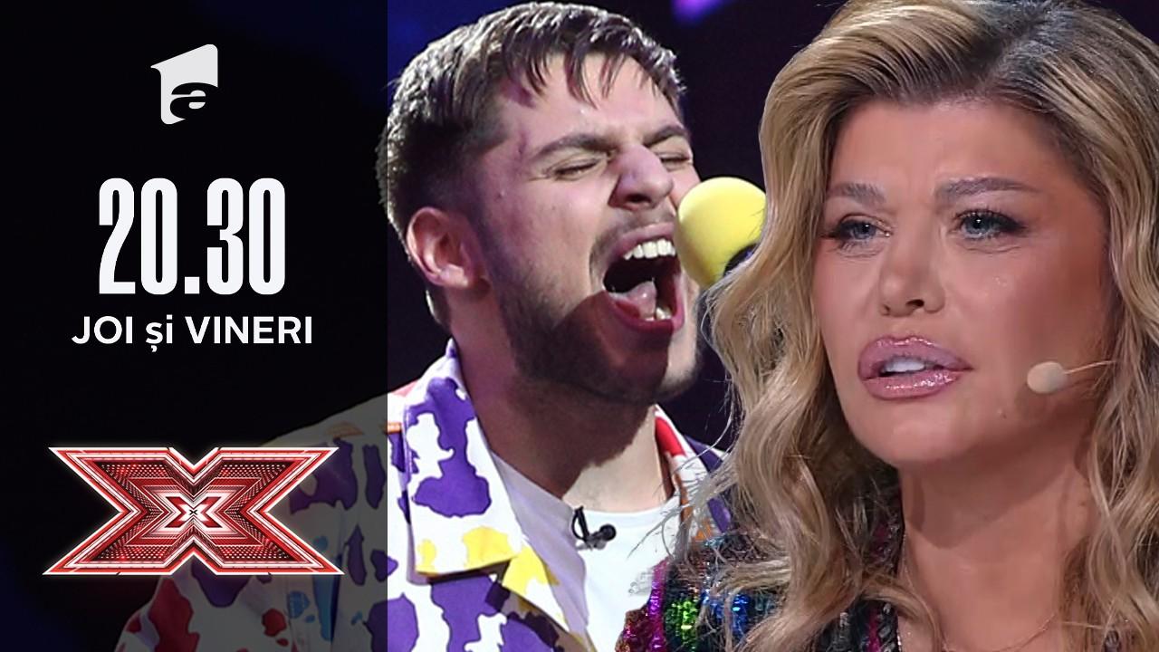 X Factor 2020 / Bootcamp: Adrian Petrache - Superstition