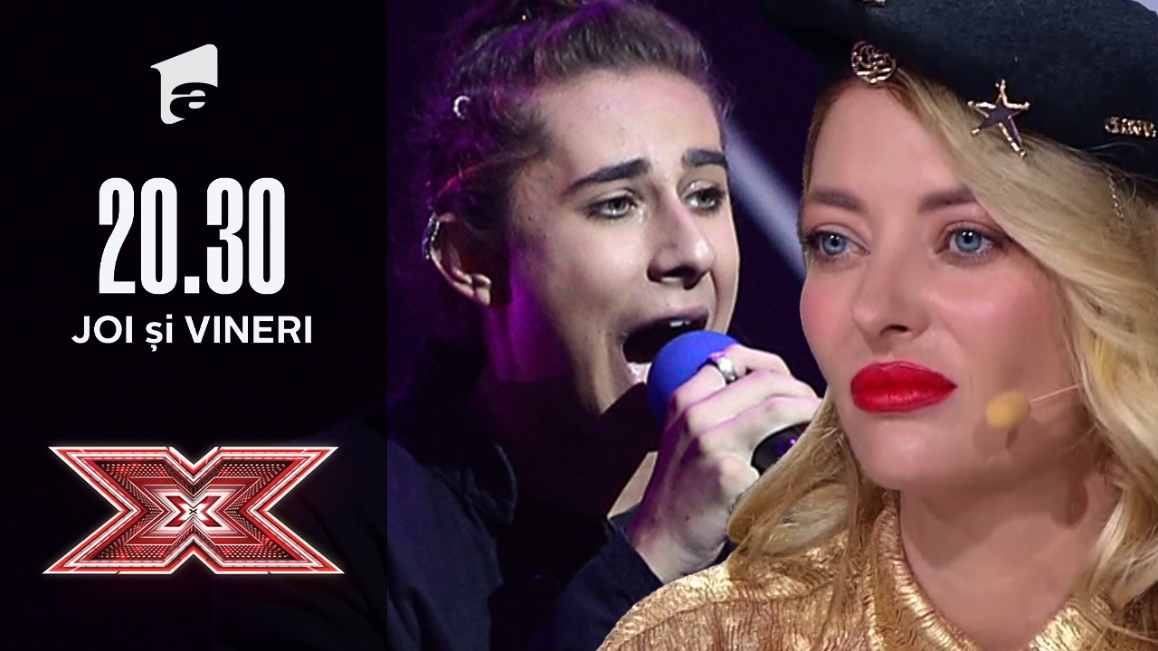 X Factor 2020 / Bootcamp: Arthur Horeanu - Mama, I'm Coming Home