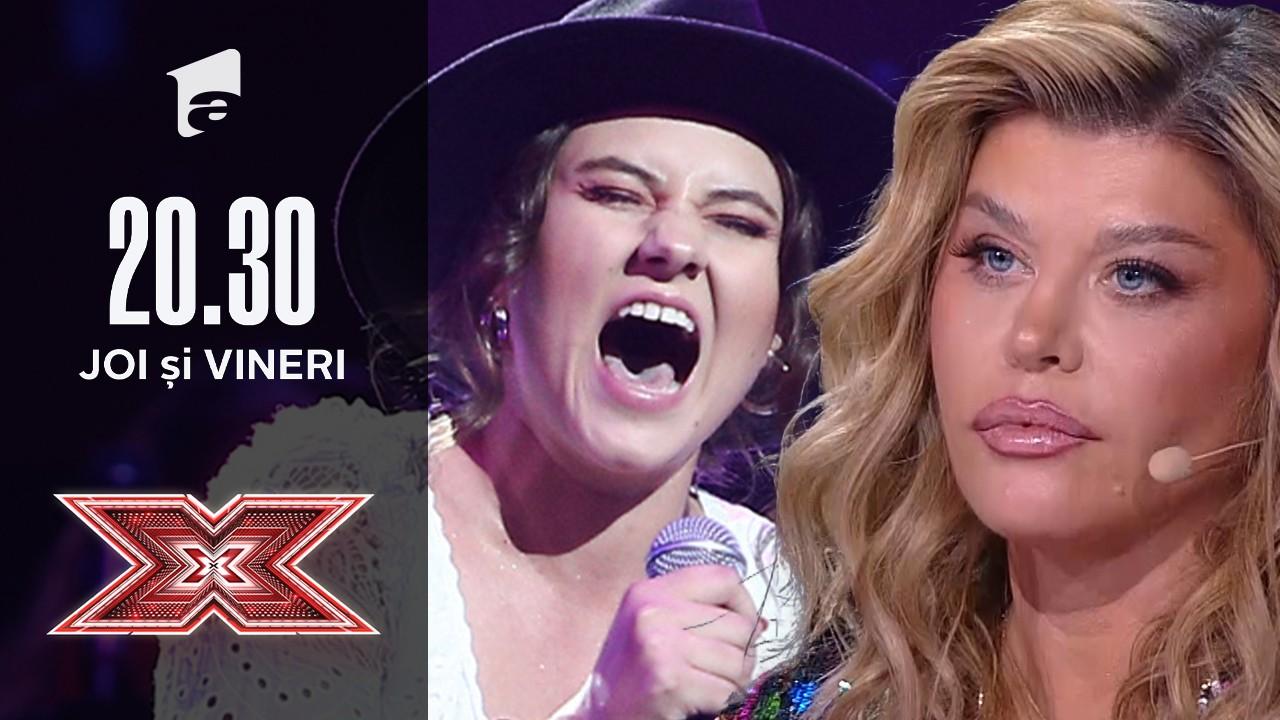 X Factor 2020 / Bootcamp: Melania Cuc - Shallow