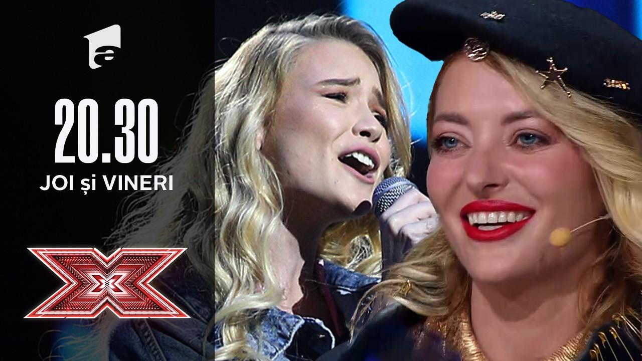 X Factor 2020 / Bootcamp: Oana Velea - Lost On You