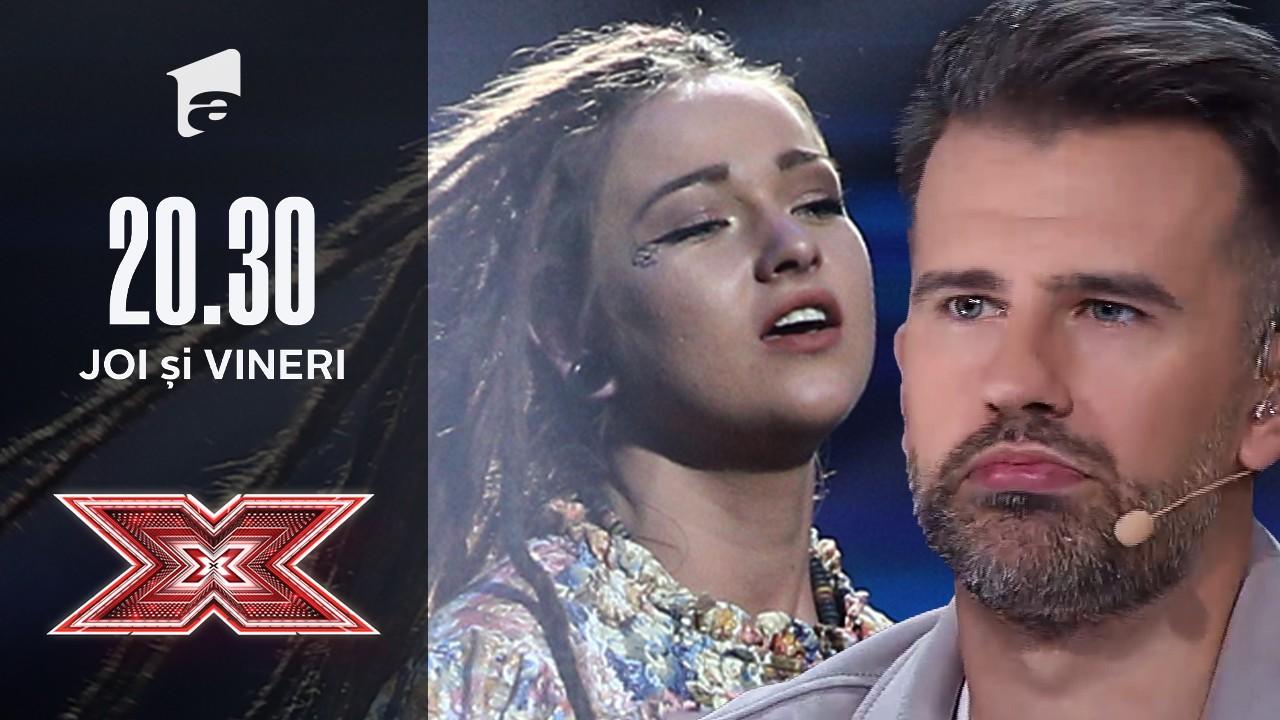 X Factor 2020 / Bootcamp: Andreea Dobre - Cryin'