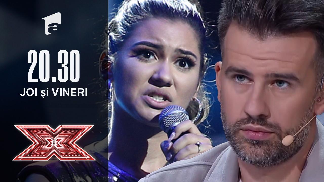 X Factor 2020 / Bootcamp: Andra Baranga - Creep