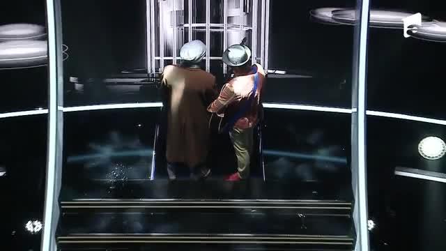 Te cunosc de undeva 2020, ediția 12. Liviu Vârciu și Andrei Ștefănescu, prestație de zile mari pe scenă. Jurații au dansat cu ei