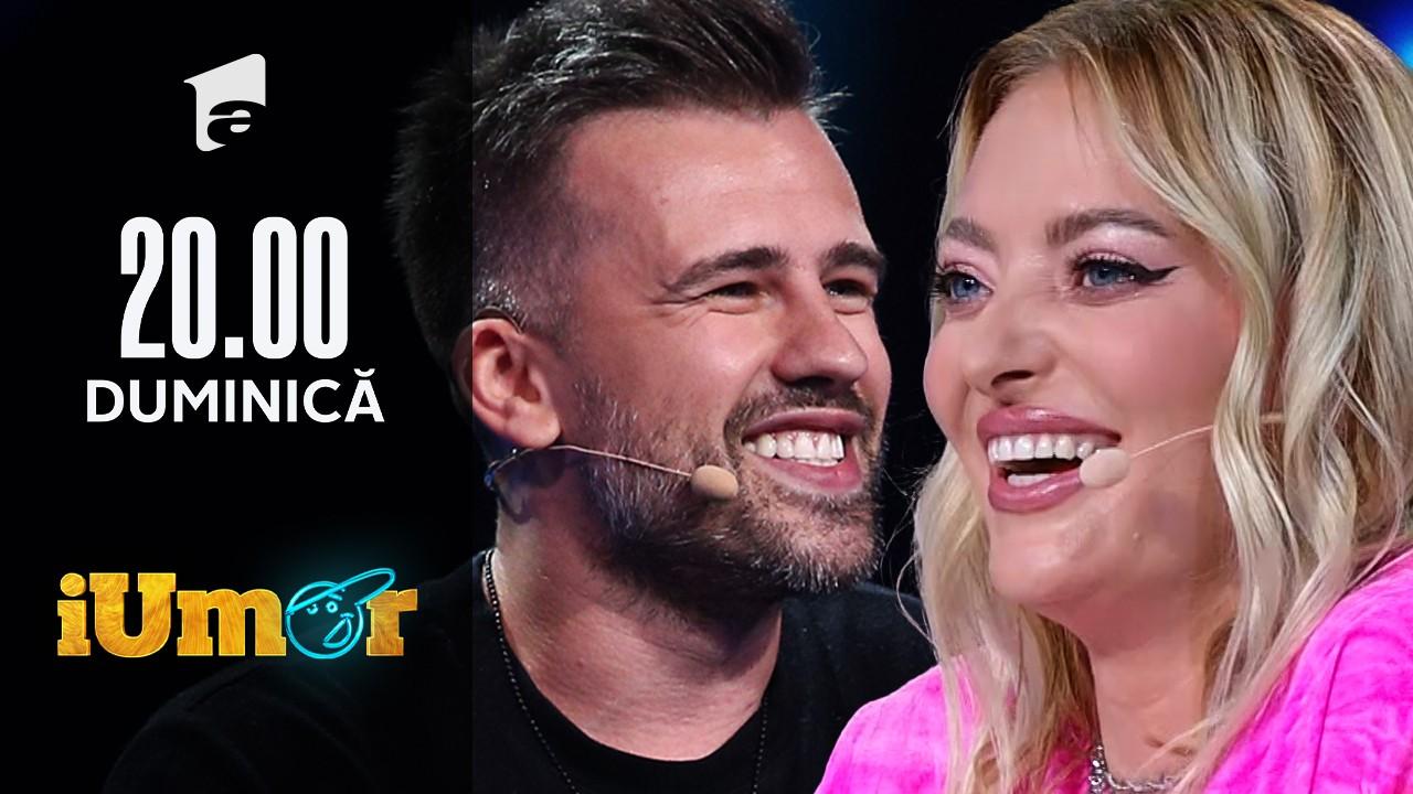 iUmor 2020: Florin Ristei, roast special pentru jurații X Factor