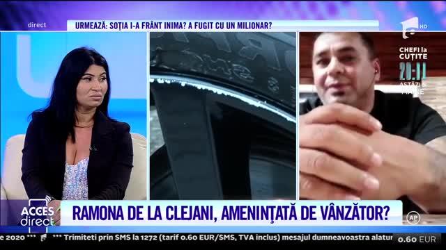 Ramona de la Clejani, păcălită de un samsar de mașini second-hand. Cum se apără acuzatul