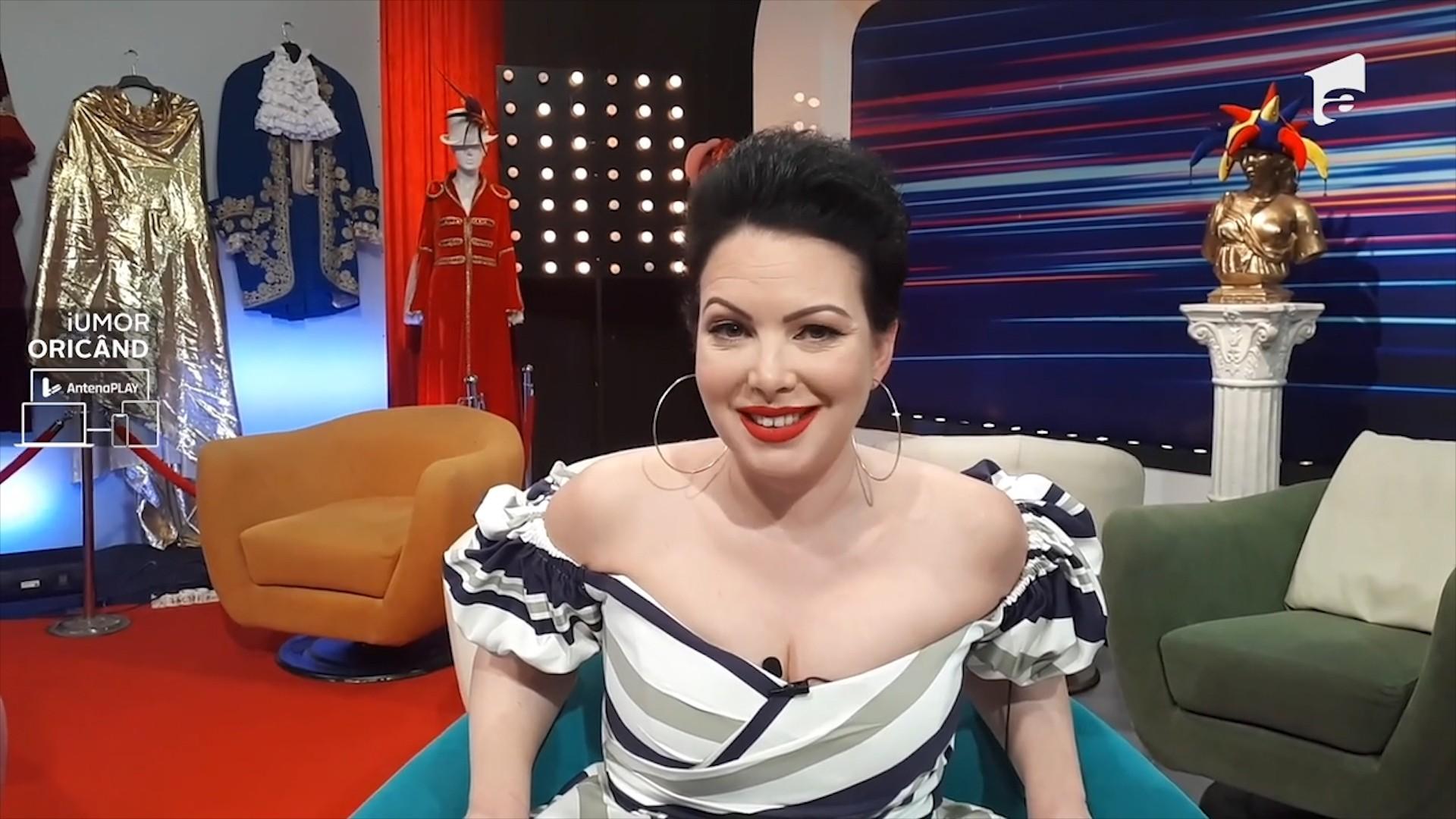 Ela Voineag, interviu la iUmor