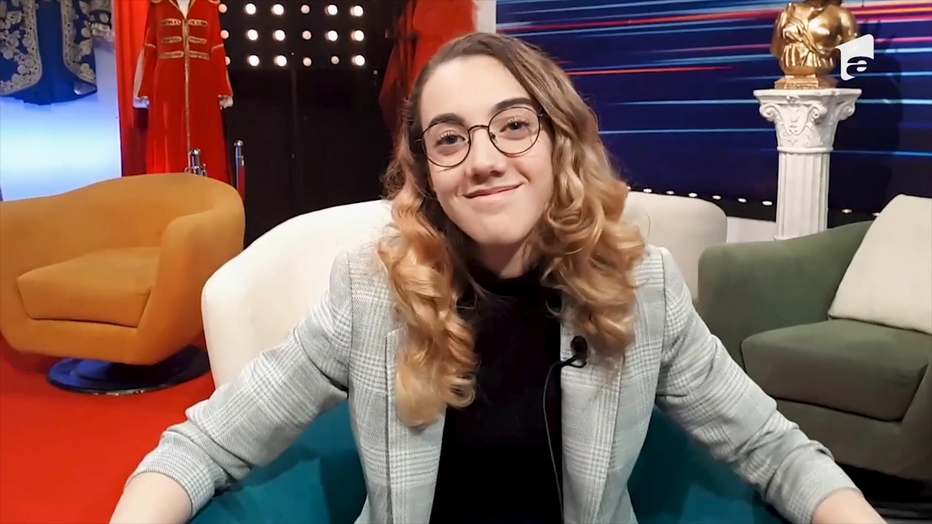Interviu cu Mihaela Pripici, concurentă la iUmor