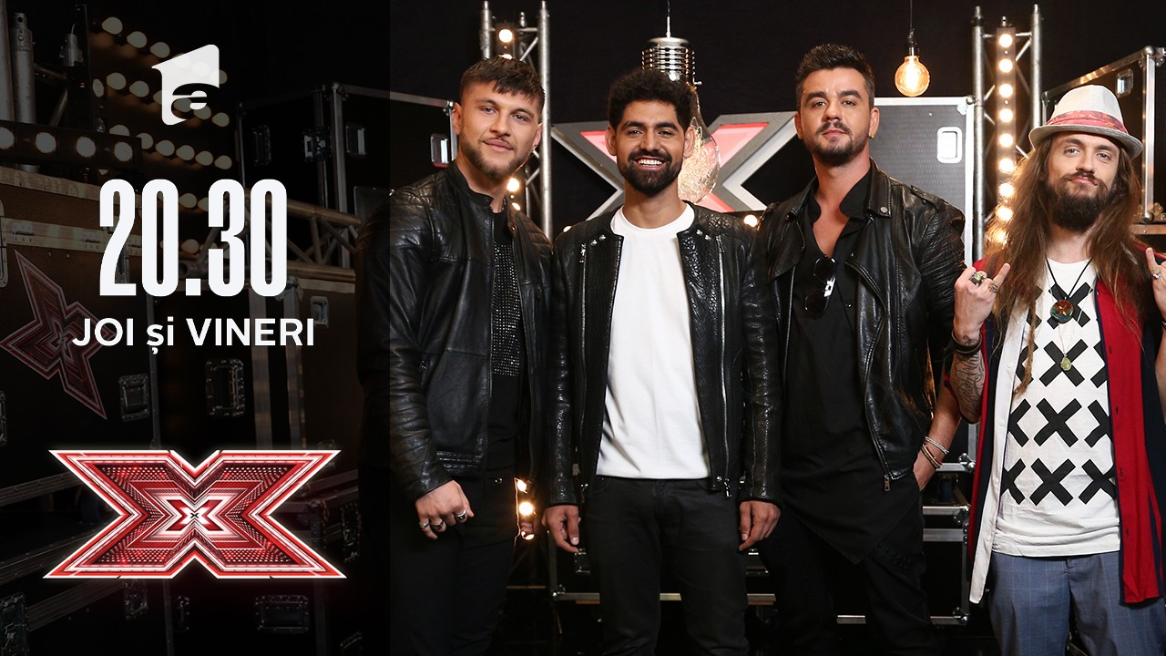 X Factor 2020 / Bootcamp: 4 Sure - Hall of fame