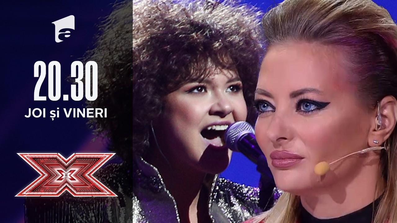 X Factor 2020 / Bootcamp: Alina Dincă - Fate