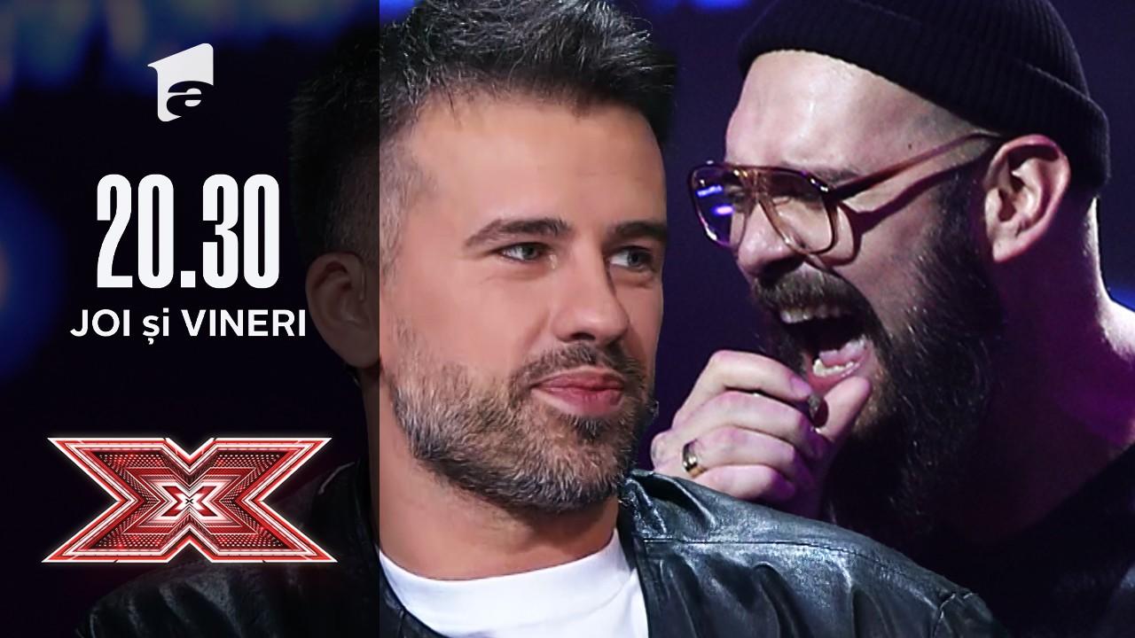 X Factor 2020 / Bootcamp: Mihai Meiroș - Ce bine că ești!