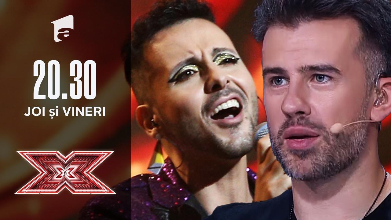 X Factor 2020 / Dueluri: Kalon Rae - When You Believe