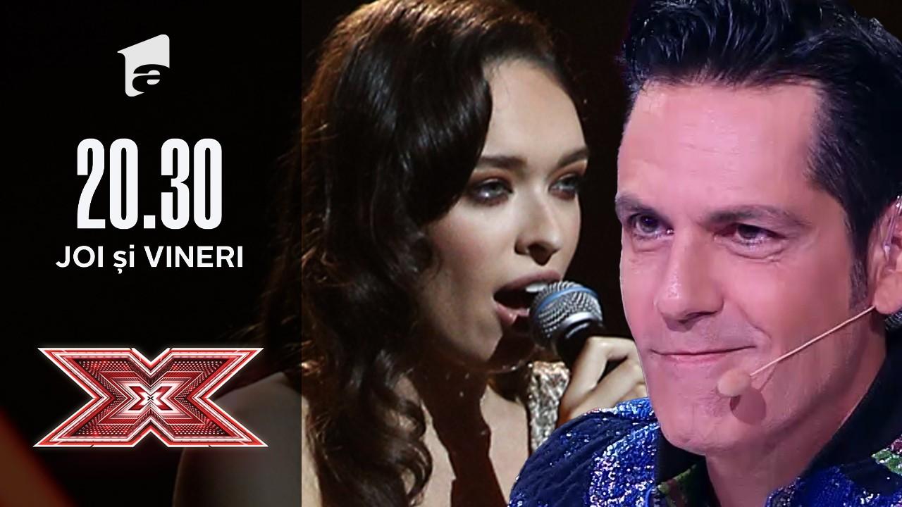 X Factor 2020 / Dueluri: Ioana Ardelean - Runnin'