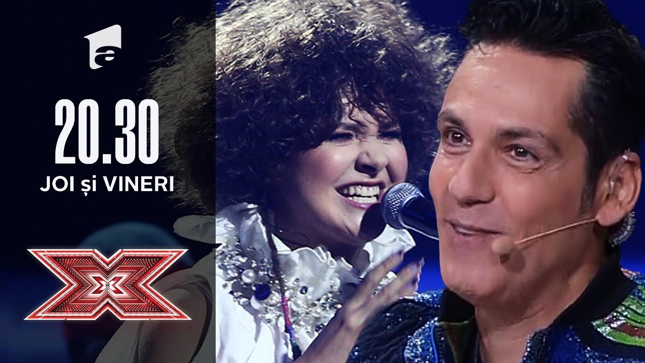 X Factor 2020 / Dueluri: Alina Dincă - Omule, deschide ochii