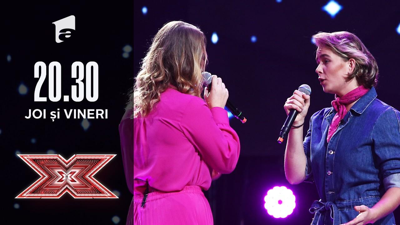 X Factor 2020 / Dueluri: Surorile Conta - Lay Me Down