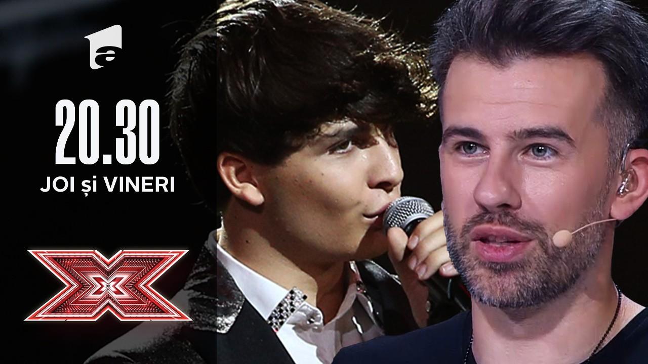 X Factor 2020 / Dueluri: Eden Loren - My Way