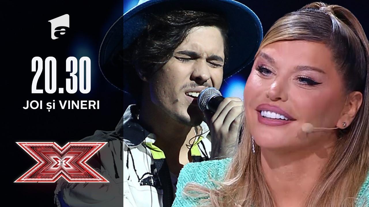 X Factor 2020 / Dueluri: Iulian Selea - Falling
