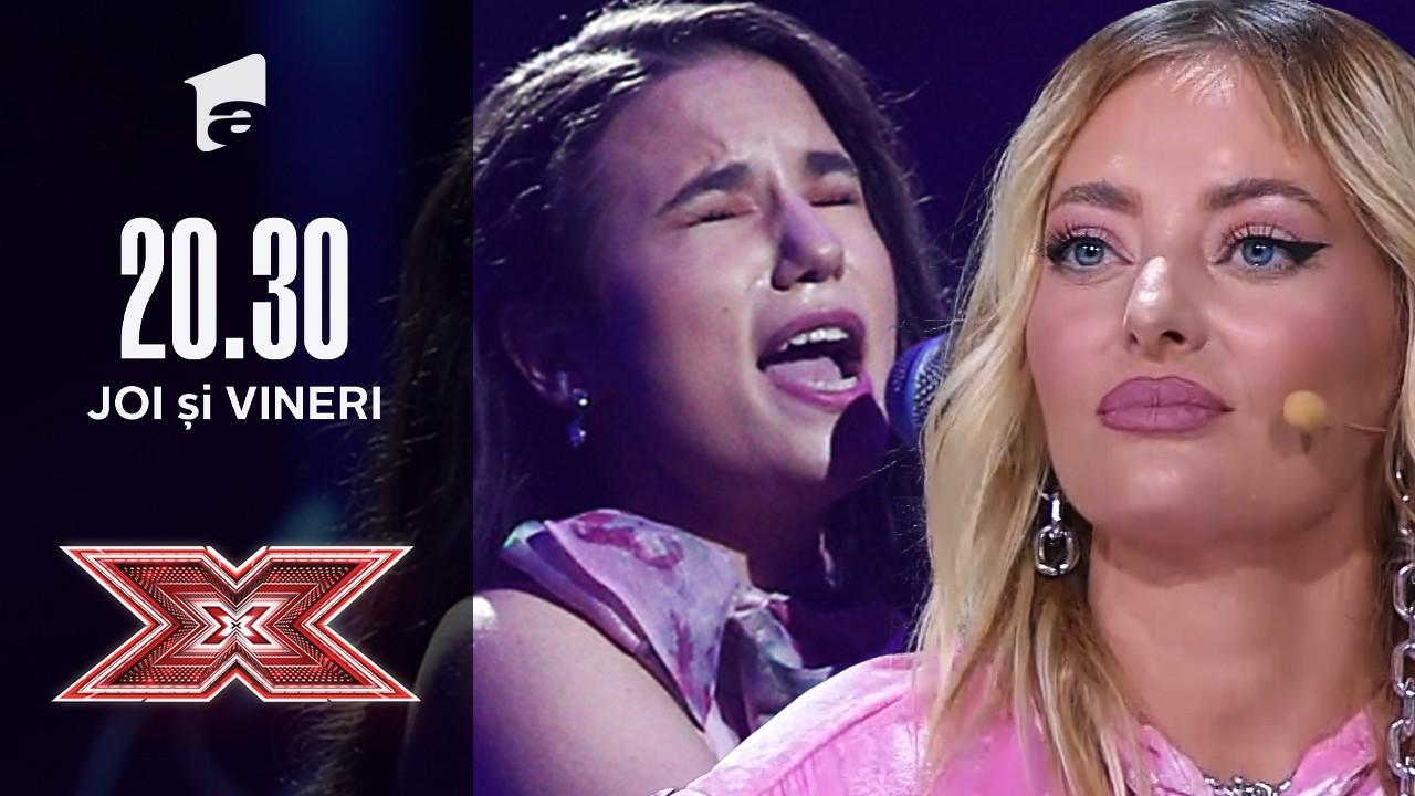X Factor 2020 / Dueluri: Andrada Precup - All Of Me