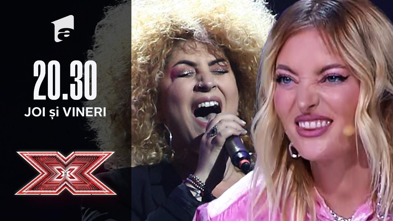 X Factor 2020 / Dueluri: Sonia Mosca - Think