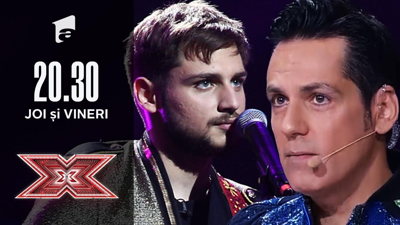 X Factor 2020 / Dueluri: Adrian Petrache - Puteri asupra mea