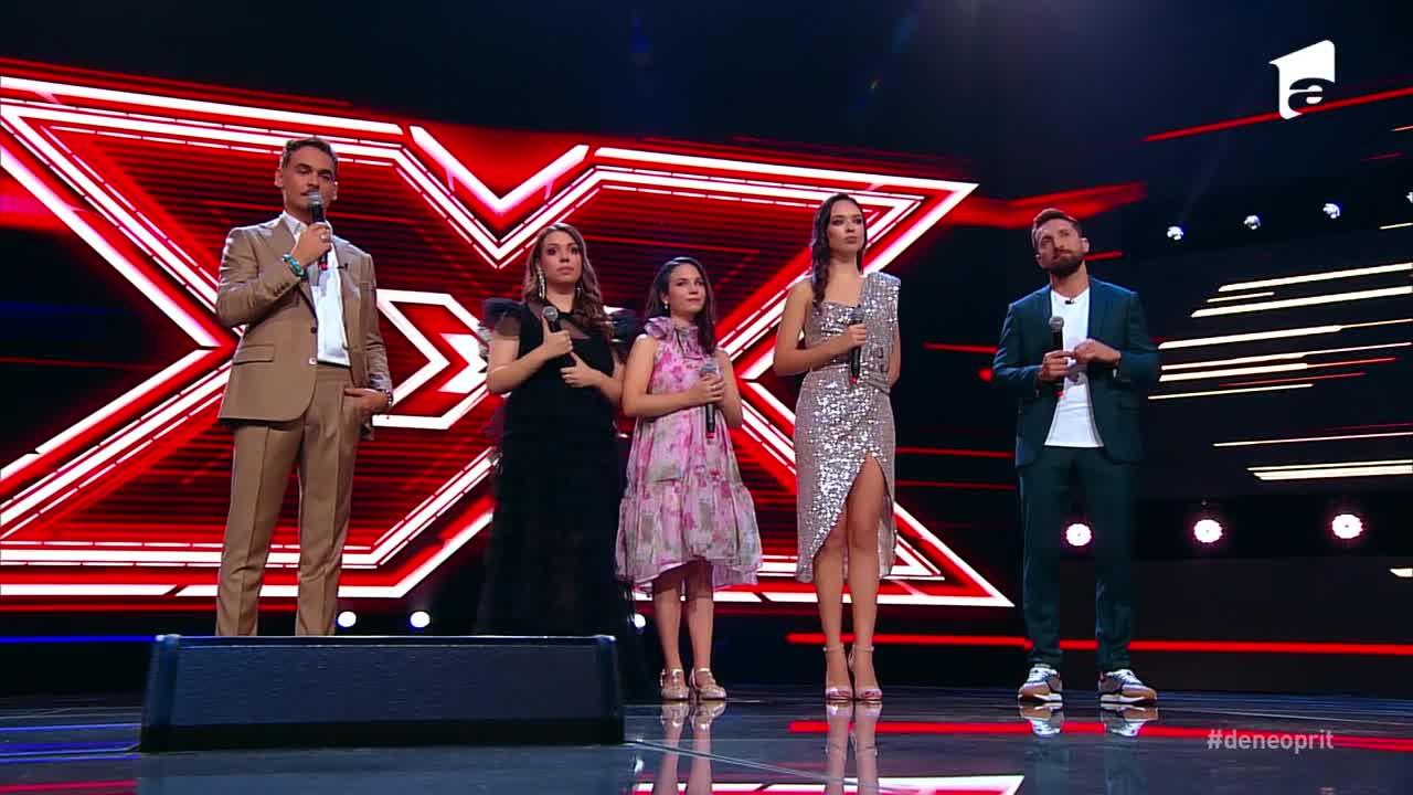 X Factor - Sezonul 9 - Editia 18
