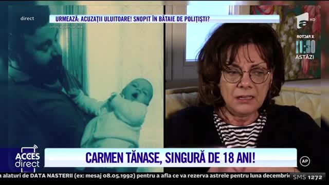 Carmen Tănase, dezvăluiri explozive! Celebra actriță voia să fie inginer zootehnist