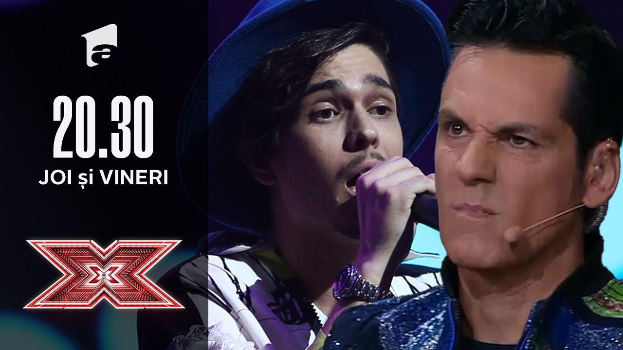 X Factor 2020 / Semifinala: Iulian Selea - Sing