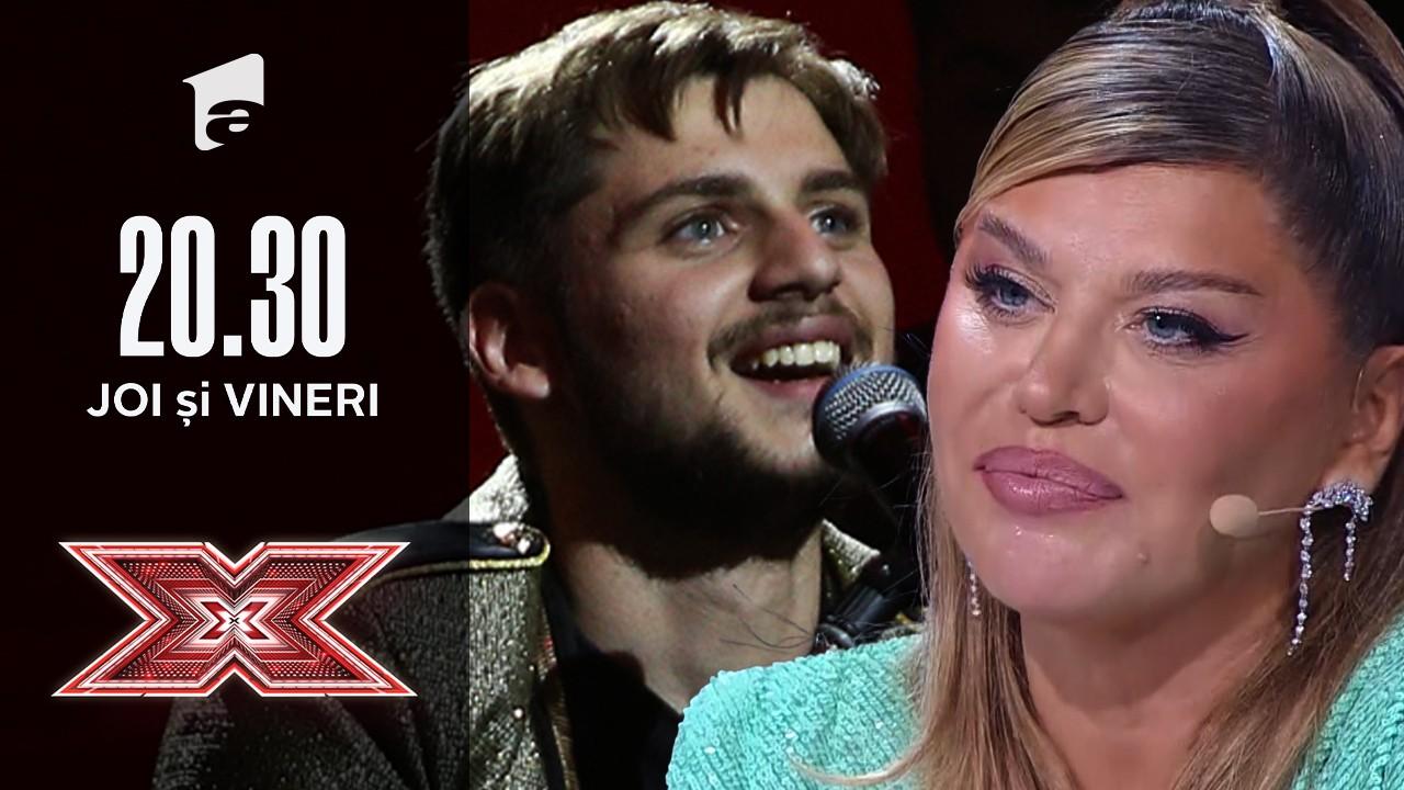 X Factor 2020 / Semifinala: Adrian Petrache - Les Yeux De La Mama