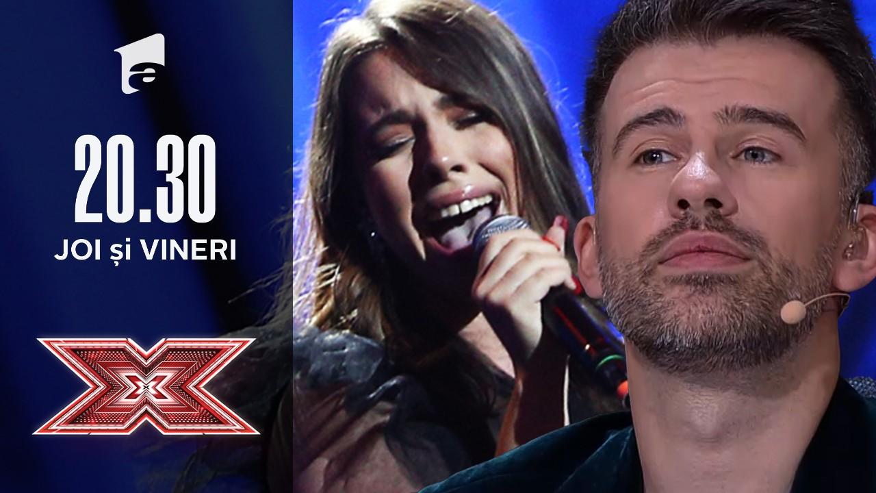 X Factor 2020 / Semifinala: Alexandra Serenada Sîrghi - Hurt