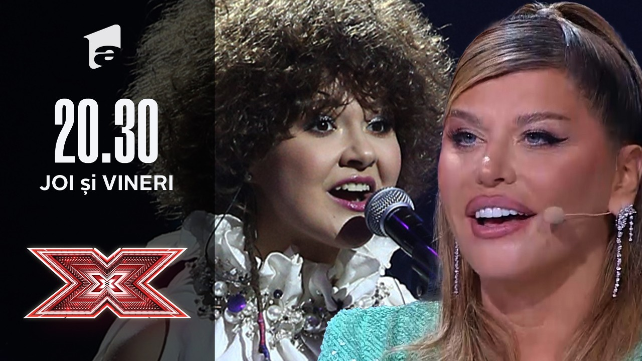 X Factor 2020 / Semifinala: Alina Dincă - The Winner Takes It All