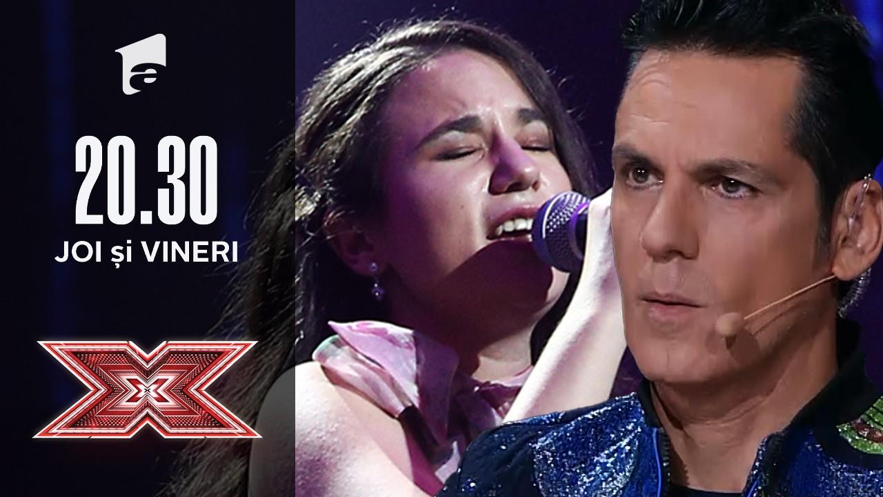 X Factor 2020 / Semifinala: Andrada Precup - Killing Me Softly With His Song