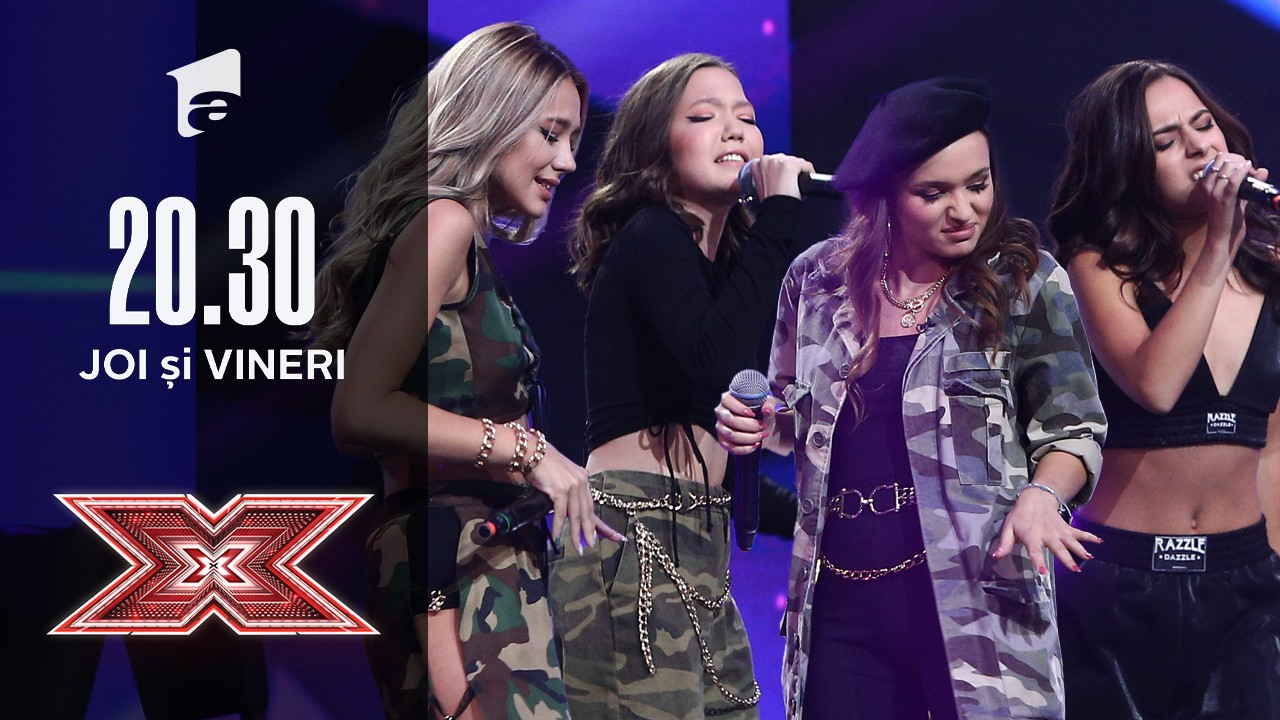 X Factor 2020 / Semifinala: Tiny Tigers - Dangerous Woman