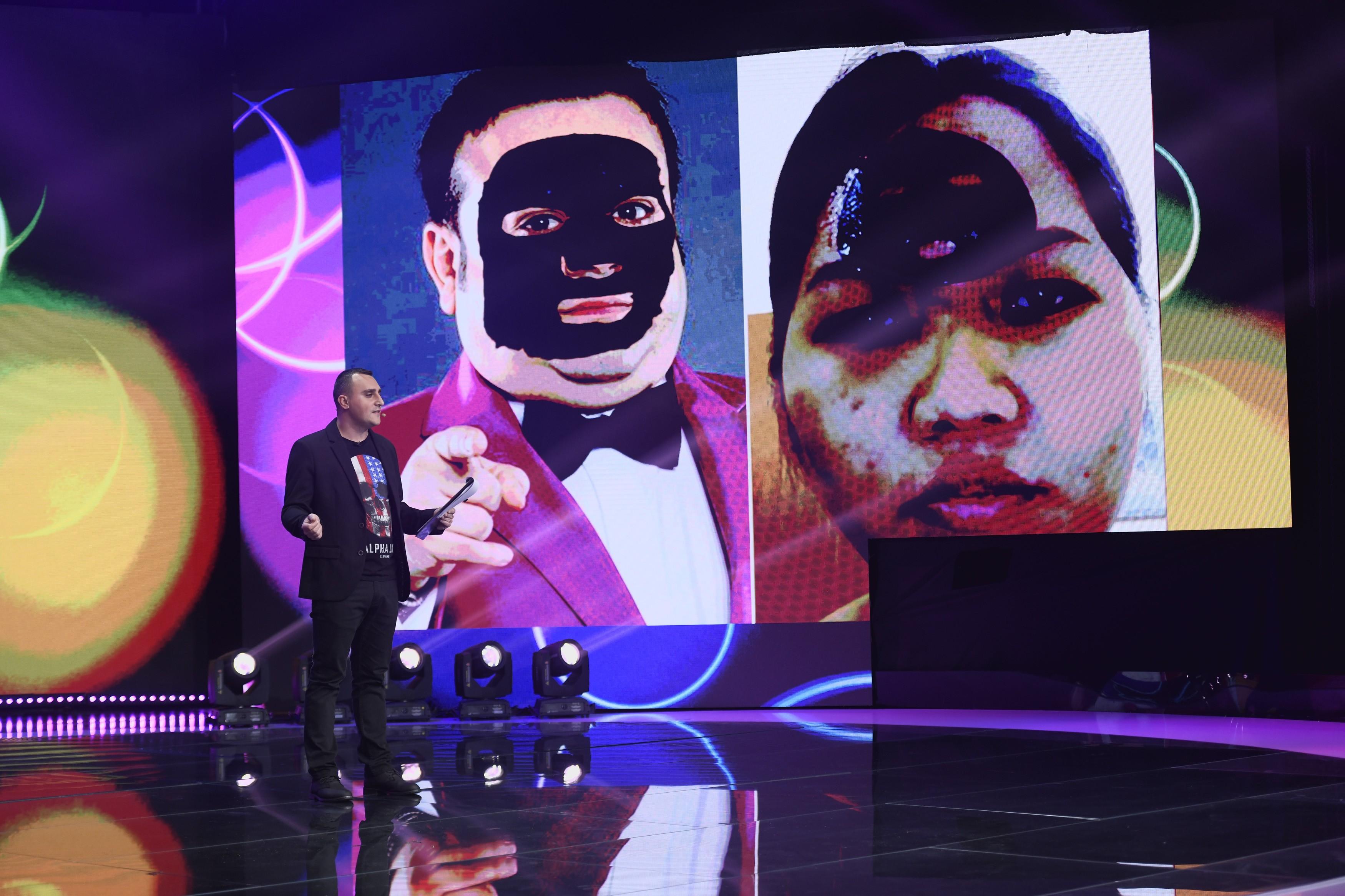 iUmor 2020, Semifinala. Dan Cârstea, prezentatorul cu șarm, a luat cu asalt scena iUmor cu o serie de știri speciale