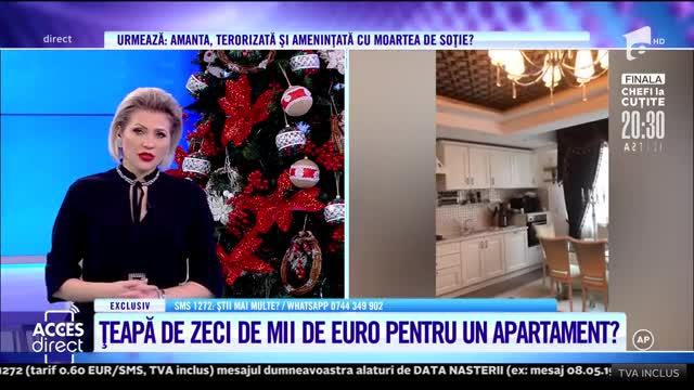 """Niculina Scripcar, înșelată de un dezvoltator imobiliar din București: """"M-a păcălit cu 13.000 de euro"""""""