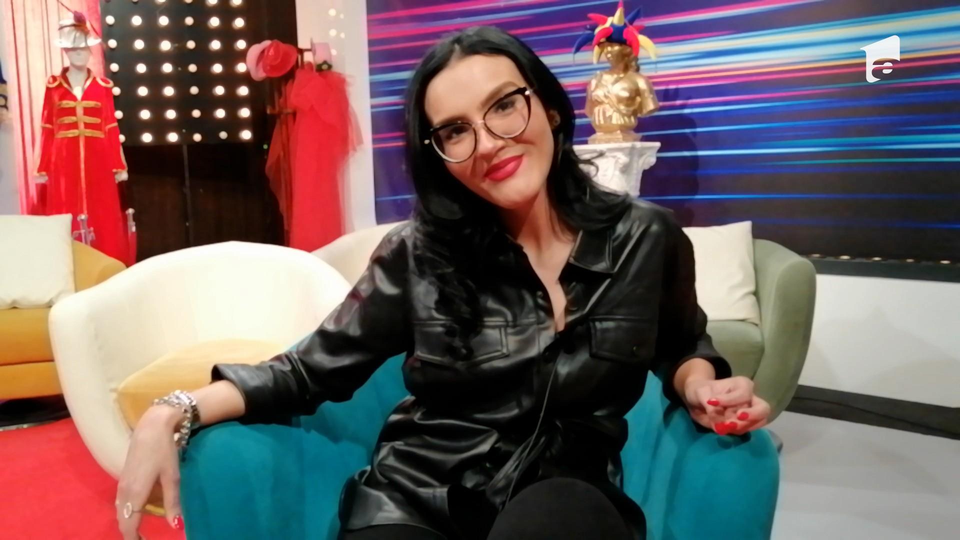 Interviu cu cea mai înaltă concurentă iUmor, Gabriela Porumbacu
