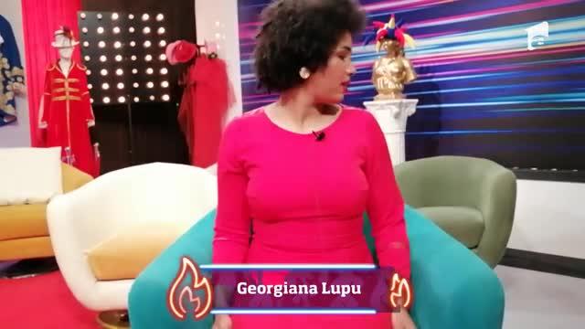 Interviu cu finalista iUmor Georgiana Lupu