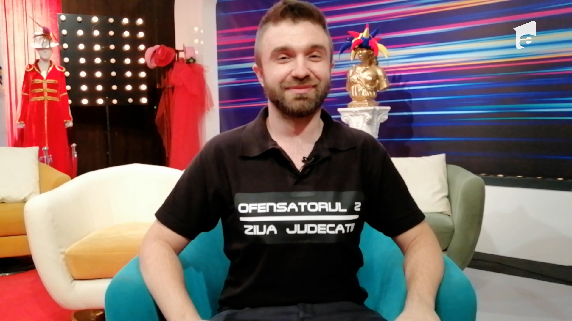 Interviu cu stand-uperul Stefan Nistor, la iUmor