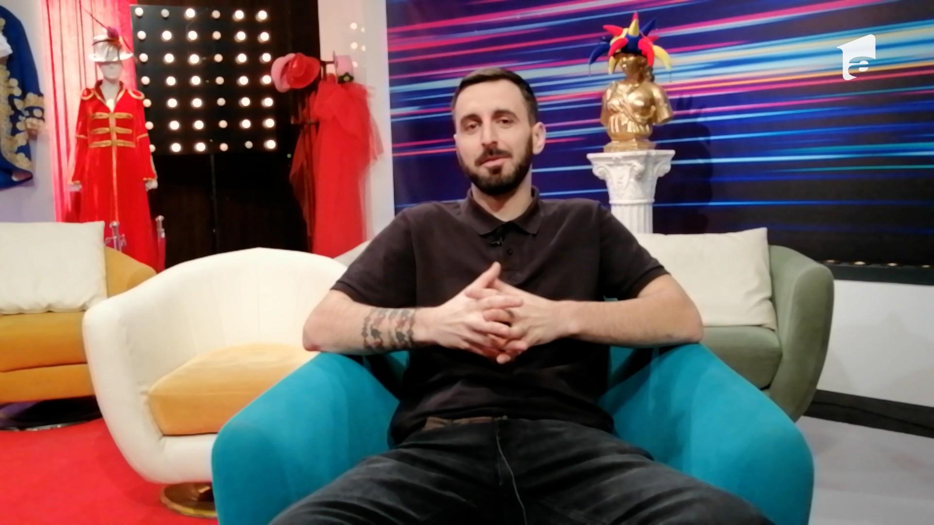Interviu cu finalistul Petre Dănuţ Irinel
