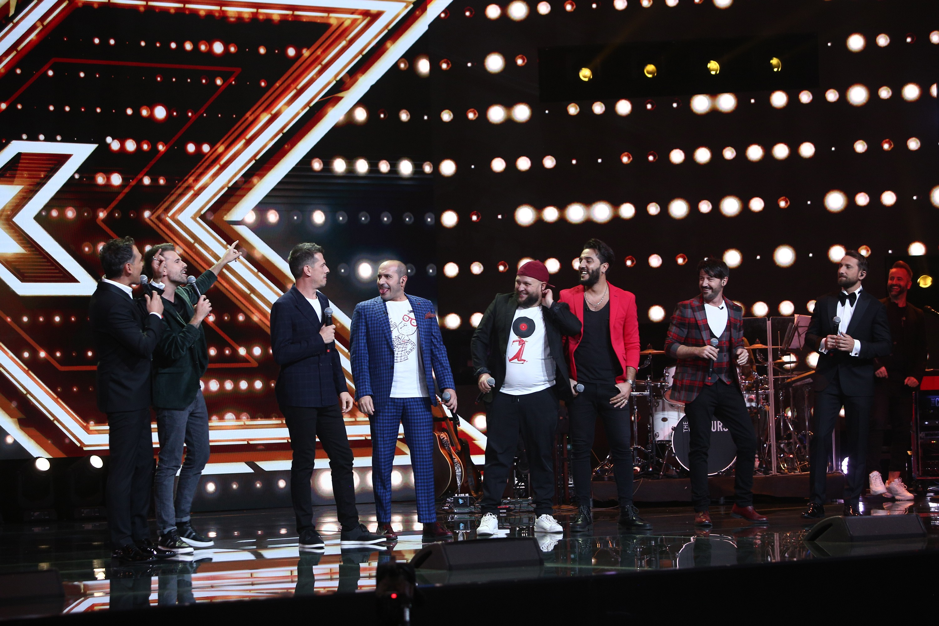 "Finala X Factor 2020: Super 4 & Florin Ristei - ""Signed, Sealed, Delivered"""