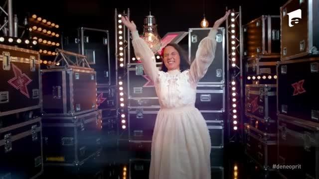 """Finala X Factor 2020. Andrada Precup, moment care i-a emoționat până la lacrimi pe privitori. """"Ești de o delicatețe rară"""""""