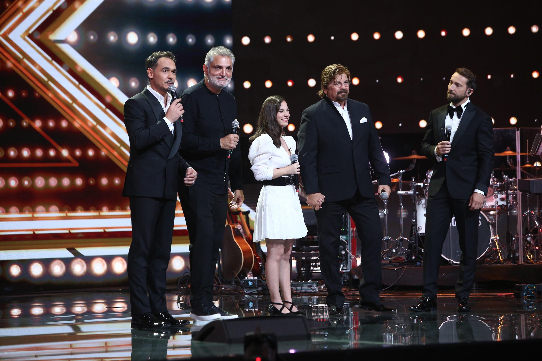 Finala X Factor 2020: Andrada Precup, Adrian Daminescu & Damian Drăghici- România