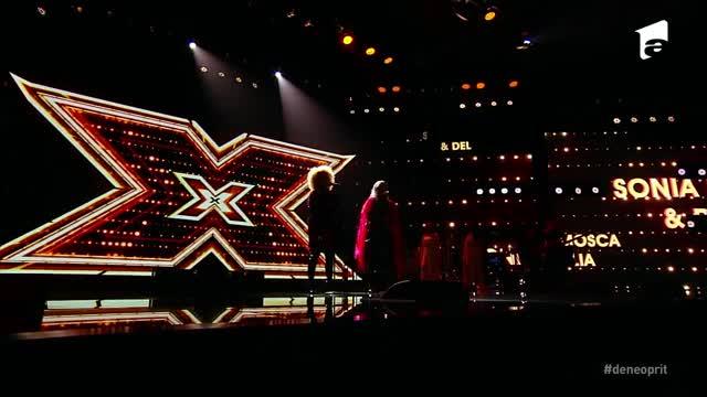 Finala X Factor 2020: Sonia Mosca & Delia - Gura Ta