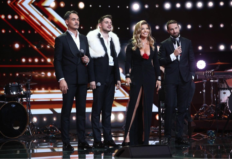 Finala X Factor 2020: Adrian Petrache & Loredana - Efemer
